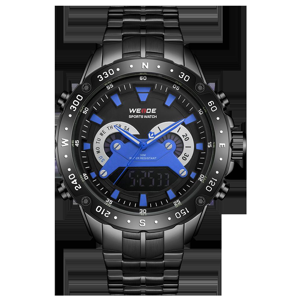 Ανδρικό Ρολόι WD10855 WEIDE