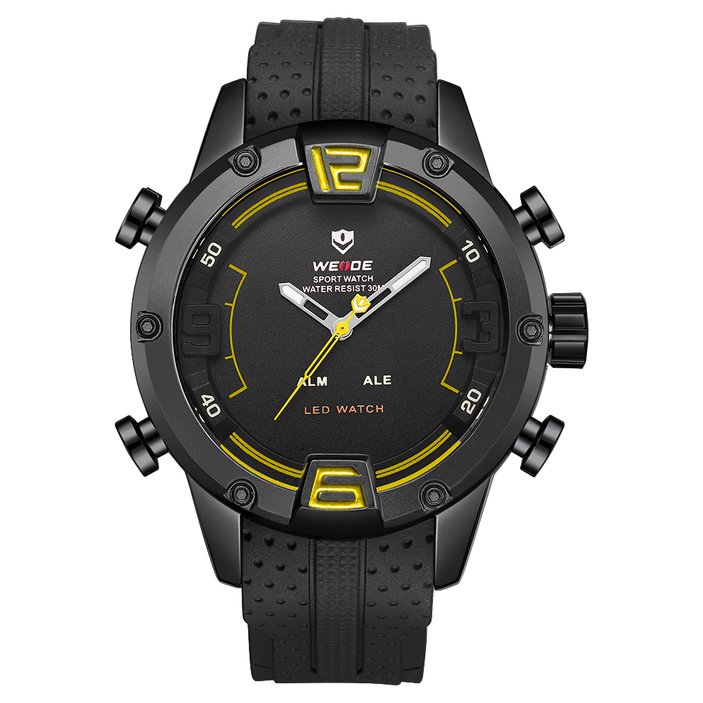 Ανδρικό Ρολόι WD10885 WEIDE