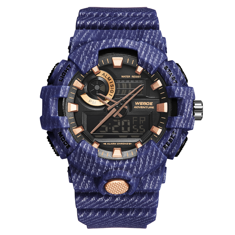 Ανδρικό Ρολόι WD10992 WEIDE
