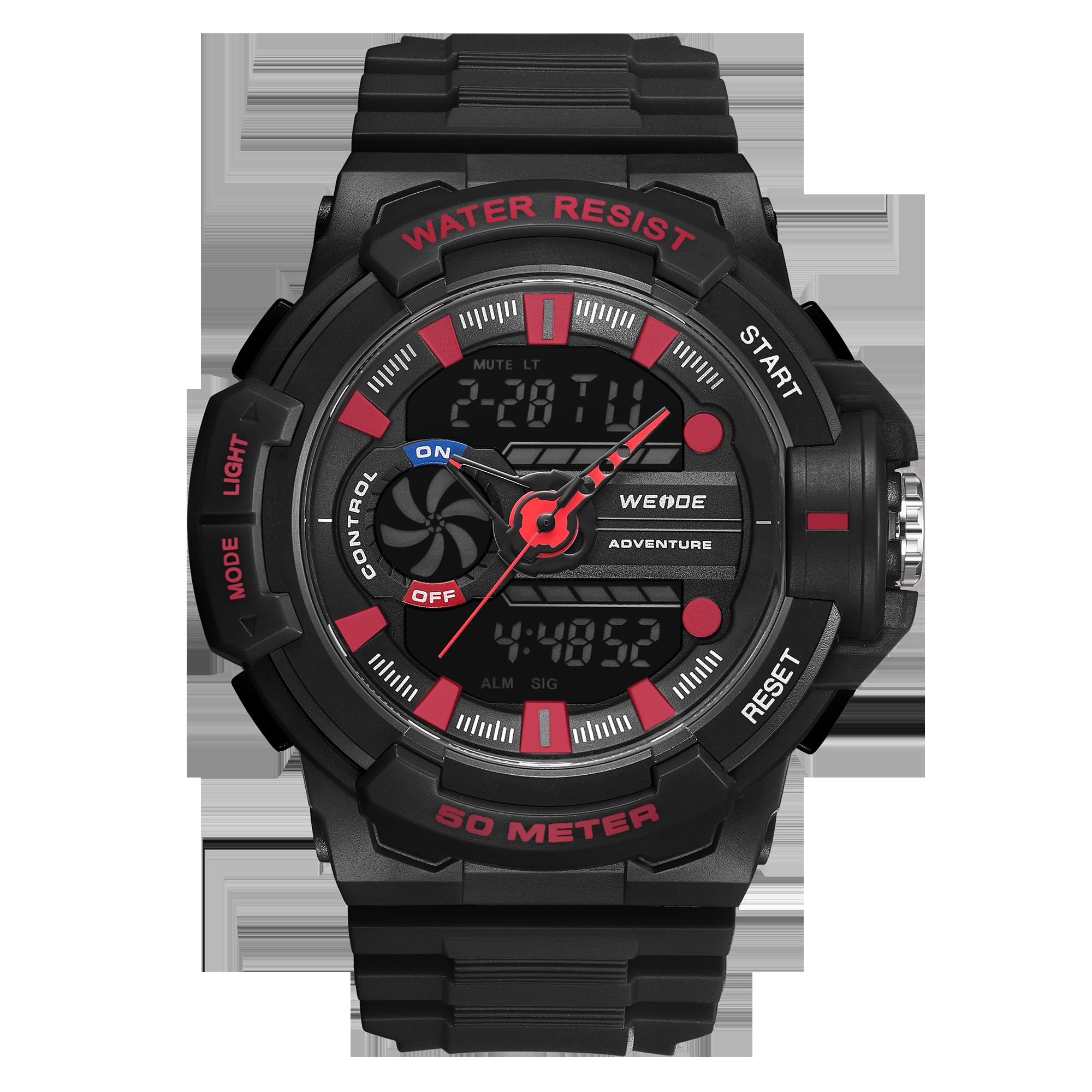 Ανδρικό Ρολόι WD11001 WEIDE