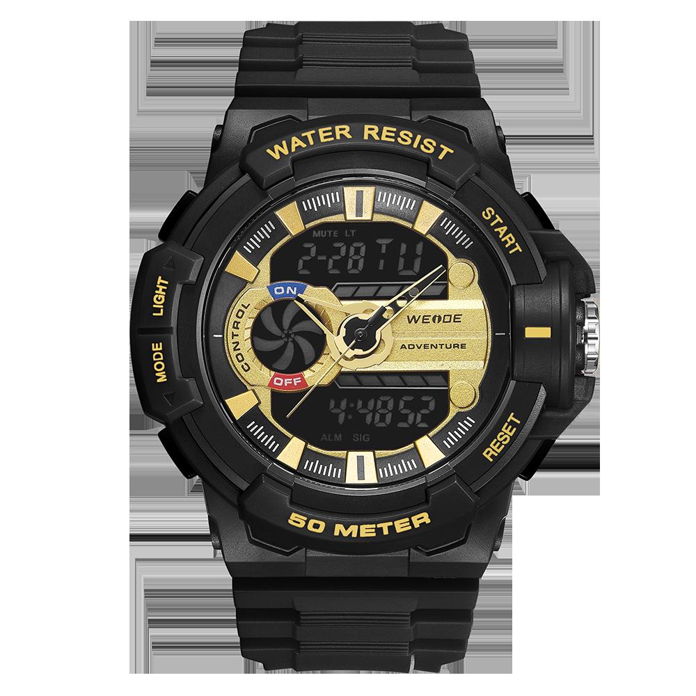 Ανδρικό Ρολόι WD11002 WEIDE