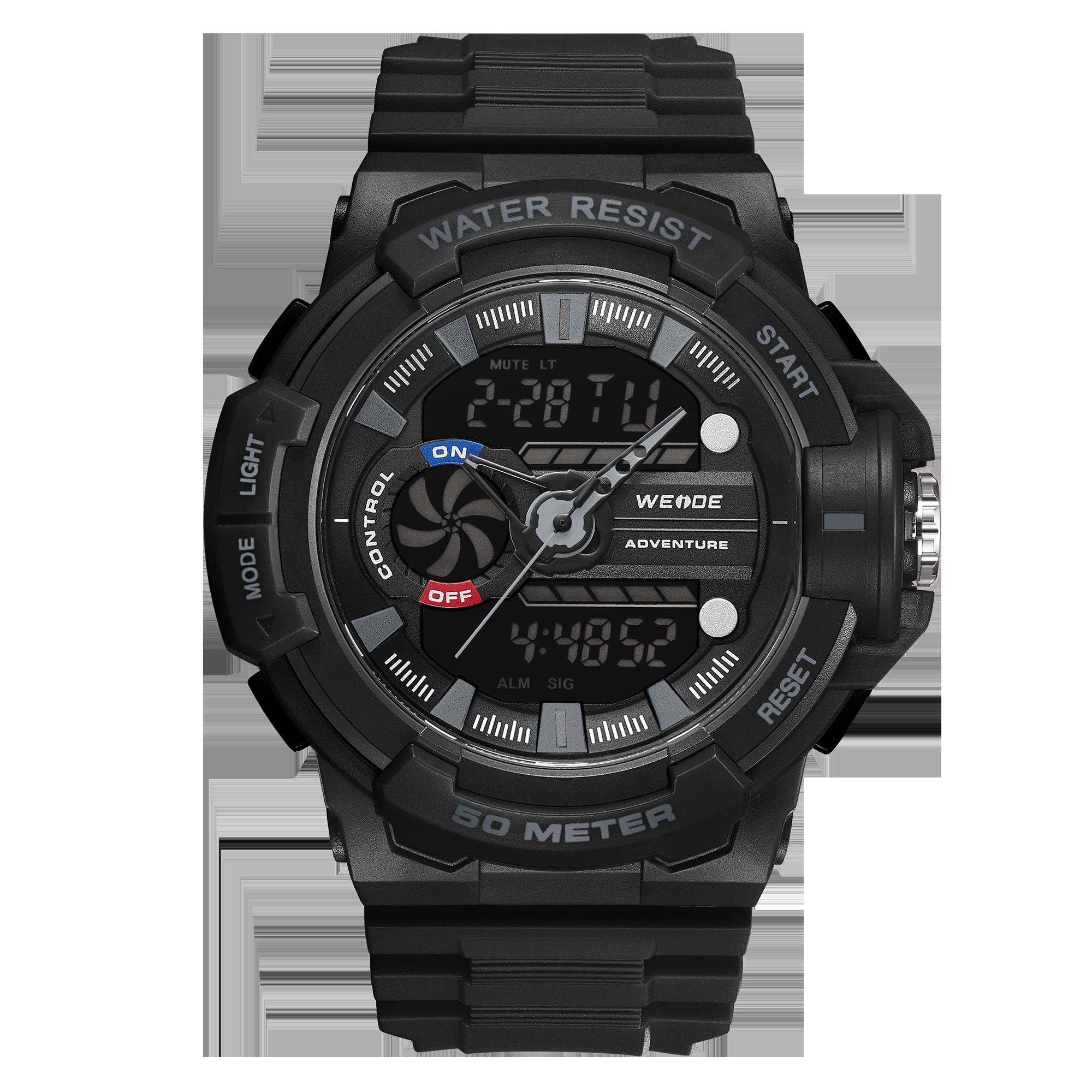 Ανδρικό Ρολόι WD11004 WEIDE