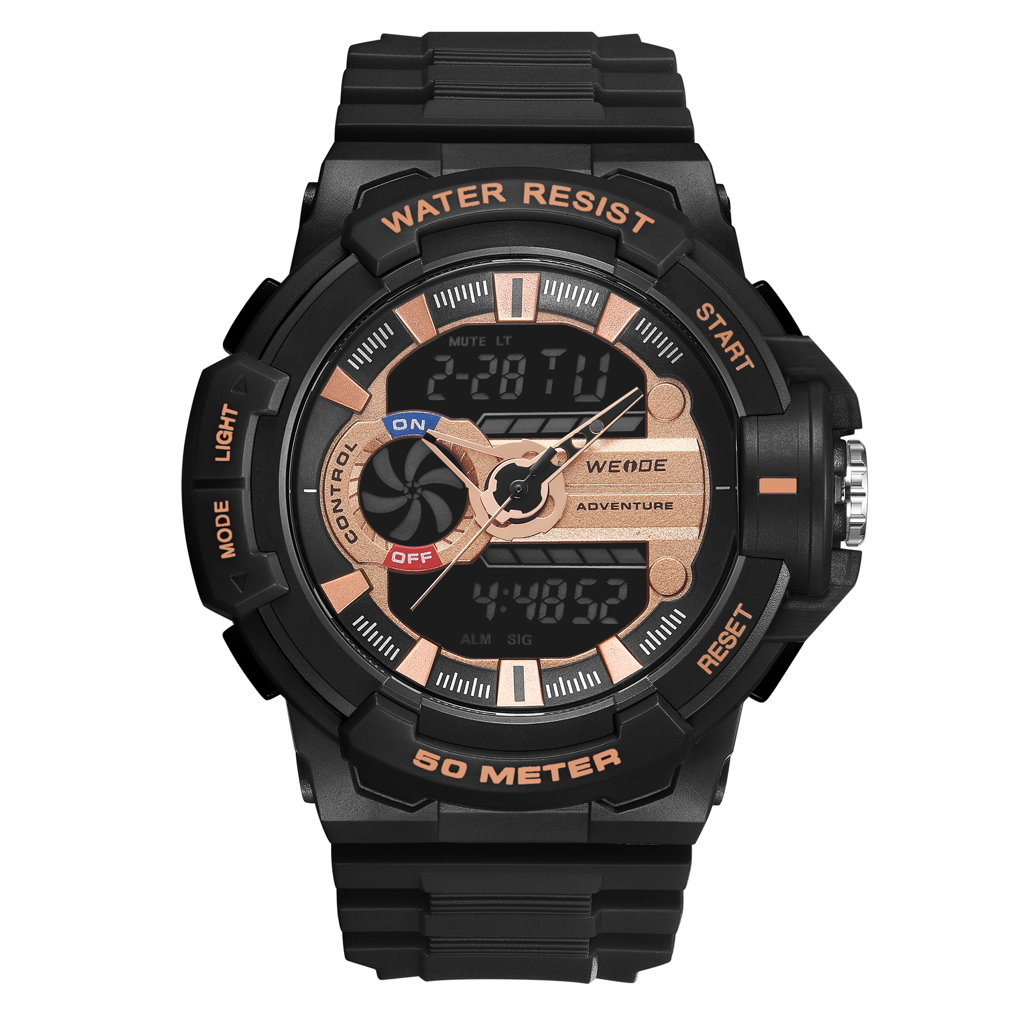 Ανδρικό Ρολόι WD11006 WEIDE
